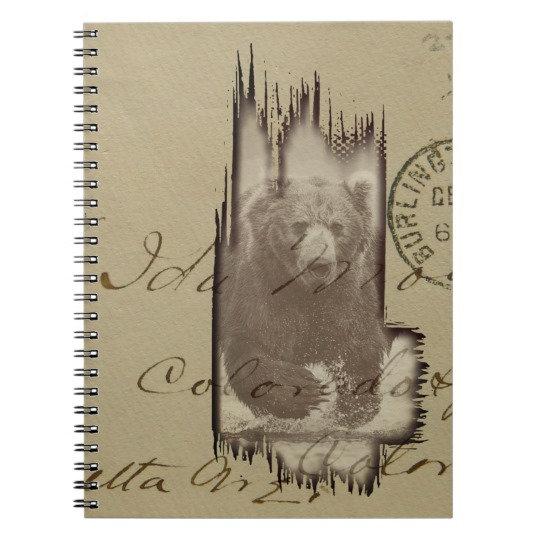 Bear Notebooks