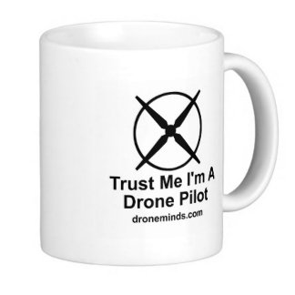 Drone Pilot Mugs