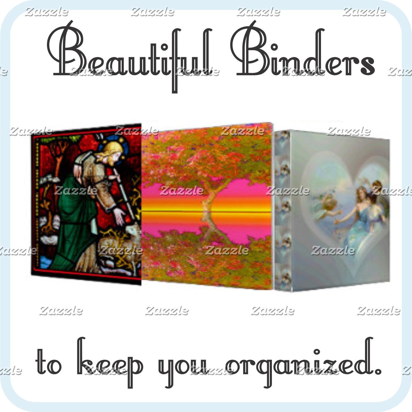 ❤ Binders