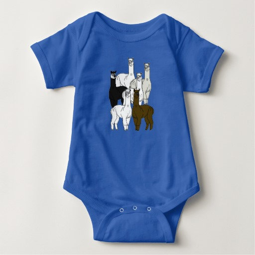 Alpaca Babies and Baby Clothing