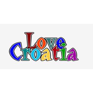 Croatia: Tshirts, postcards, souvenirs, ....