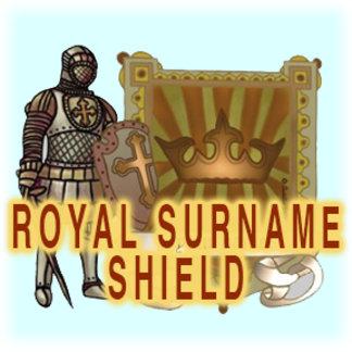 Royal Surname Shield