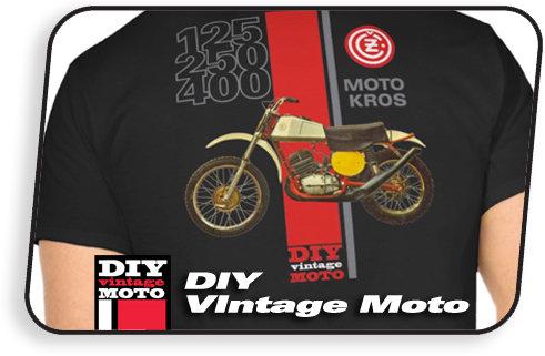 DIY Vintage Moto Gear