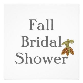 Fall Bridal Shower