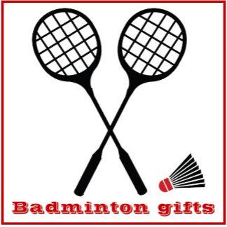 Badminton gifts
