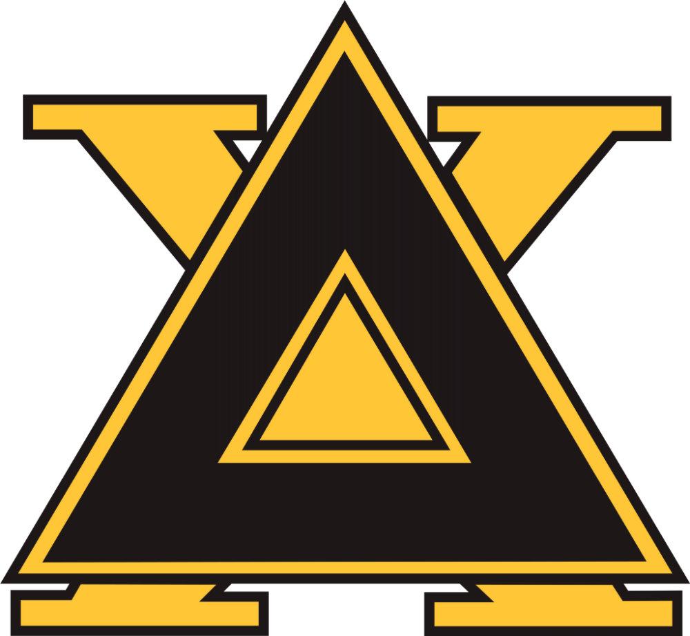 Delta Chi Badge Gold