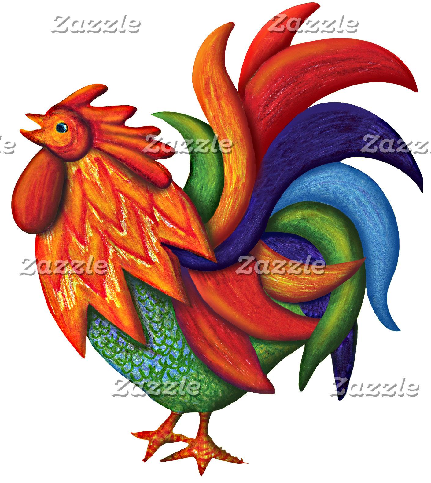 De Colores Rooster