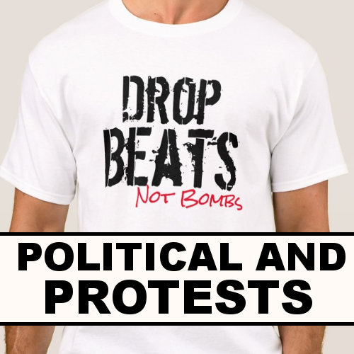 Political and Protests