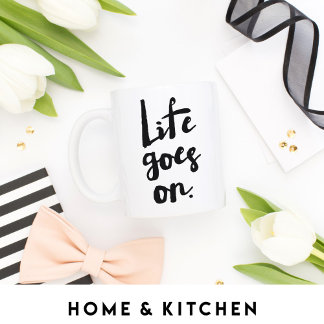 HOME + KITCHEN