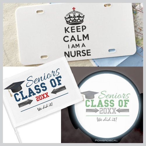 Graduation Car Gifts Accessories