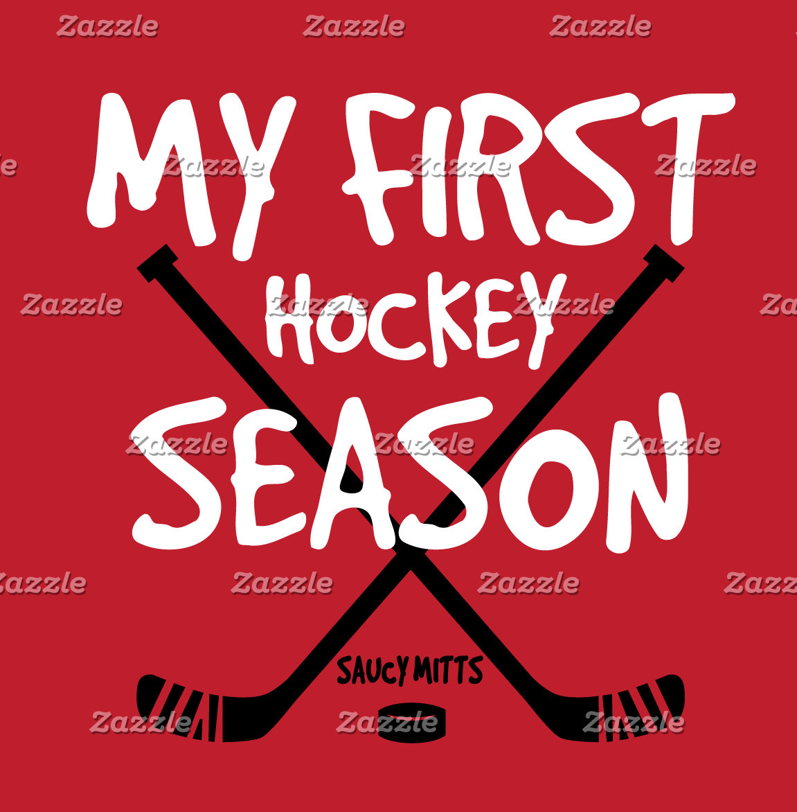 My First Hockey Season