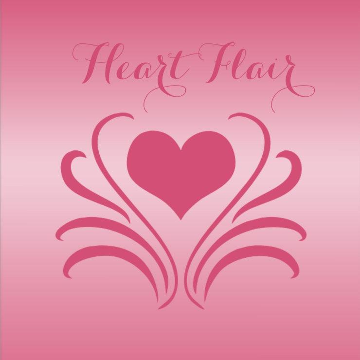 Heart Flair