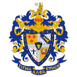 SAE Coat of Arms Color