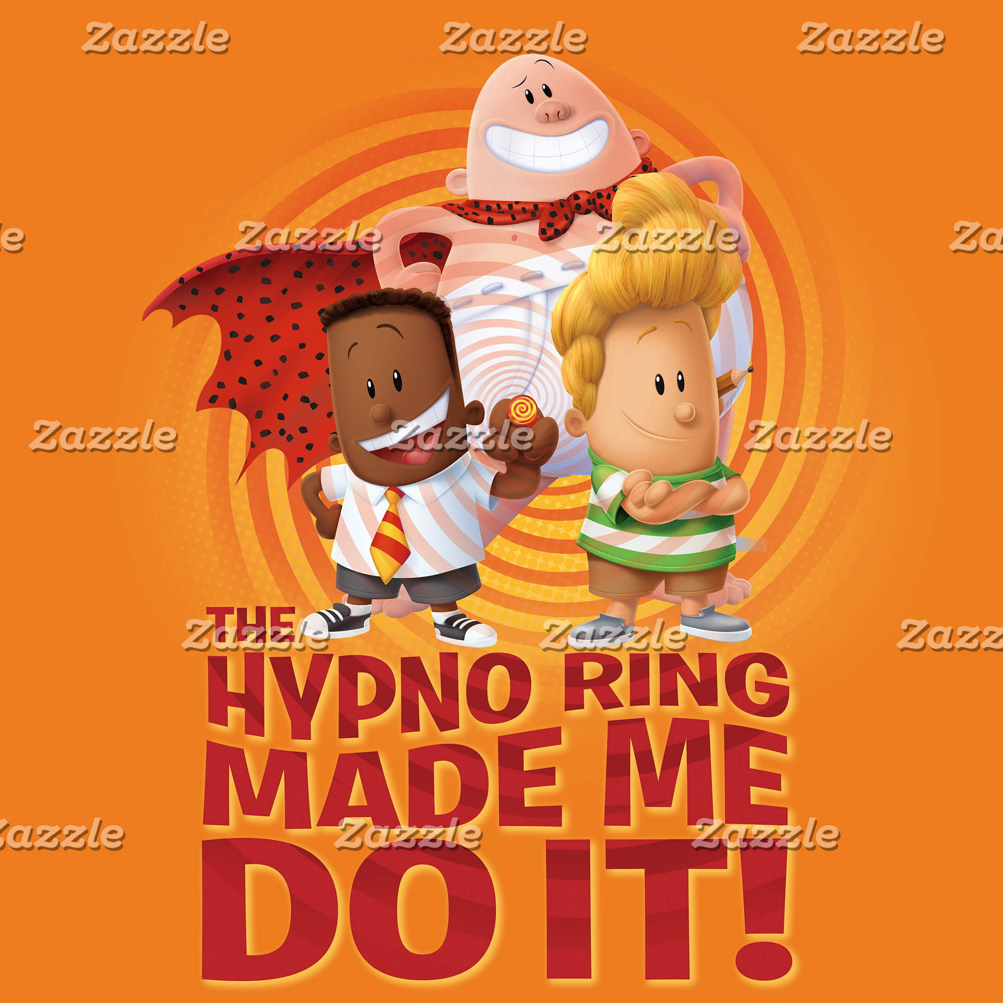 The Hypno Ring Made Me Do It