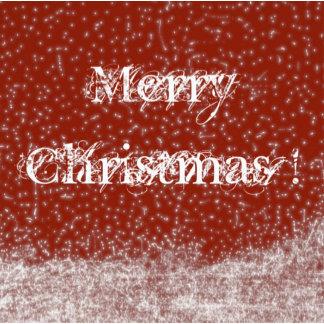 Merry Christmas & Snow