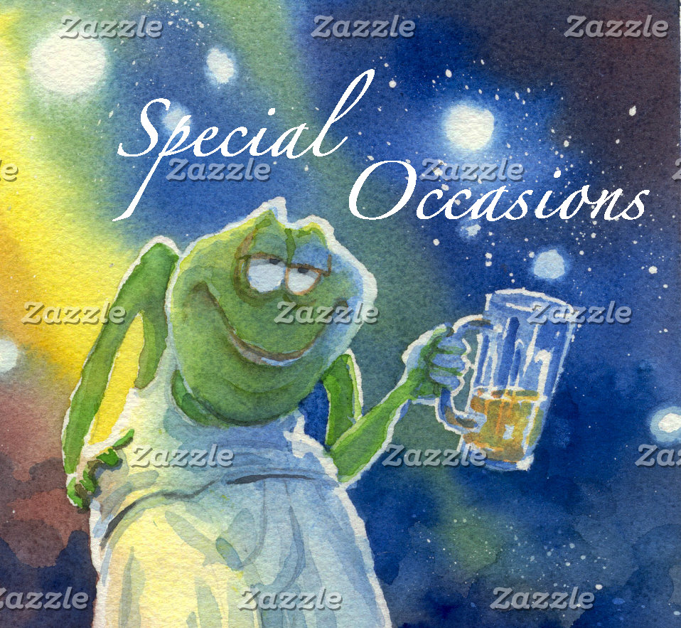 Birthdays, Occasions Cards