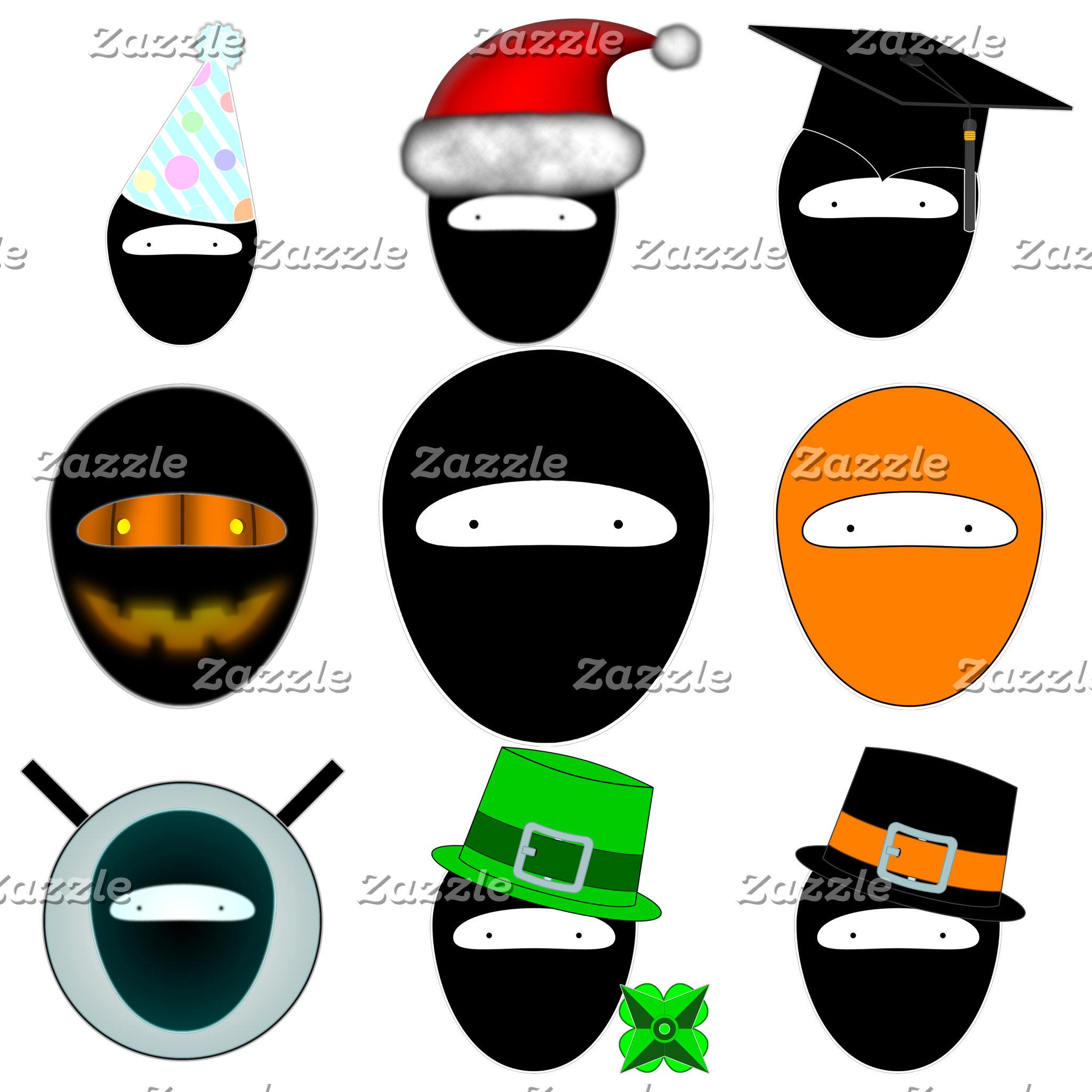 (new!) All Ninjas