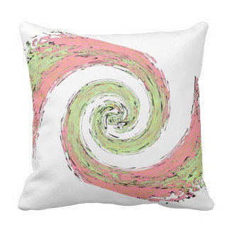 Decorative pillows and blankets