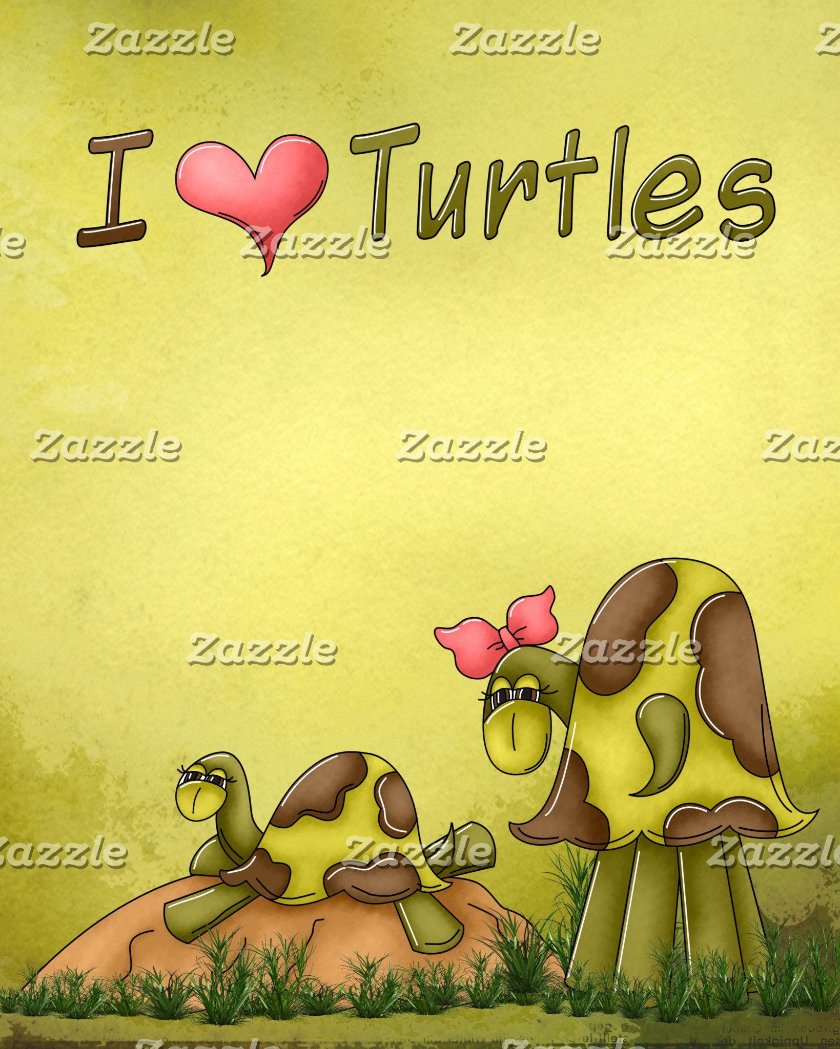 I Heart Turtles