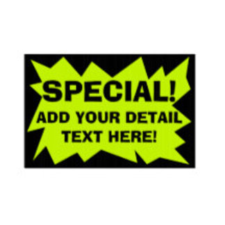 Business Advertising Vinyl Banners and Yard Signs