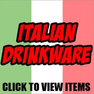 Italian Mugs and Drinkware
