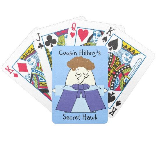 Cousin Hillary's Secret Hawk Products