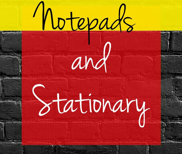 Notepads and Stationery
