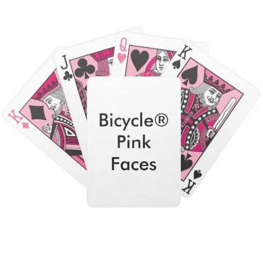 Bicycle® Pink