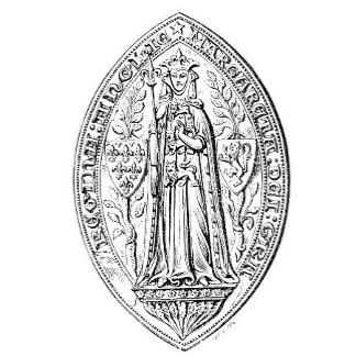 Margaret of France, Queen of England