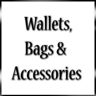 Wallets,Bags&Accessories