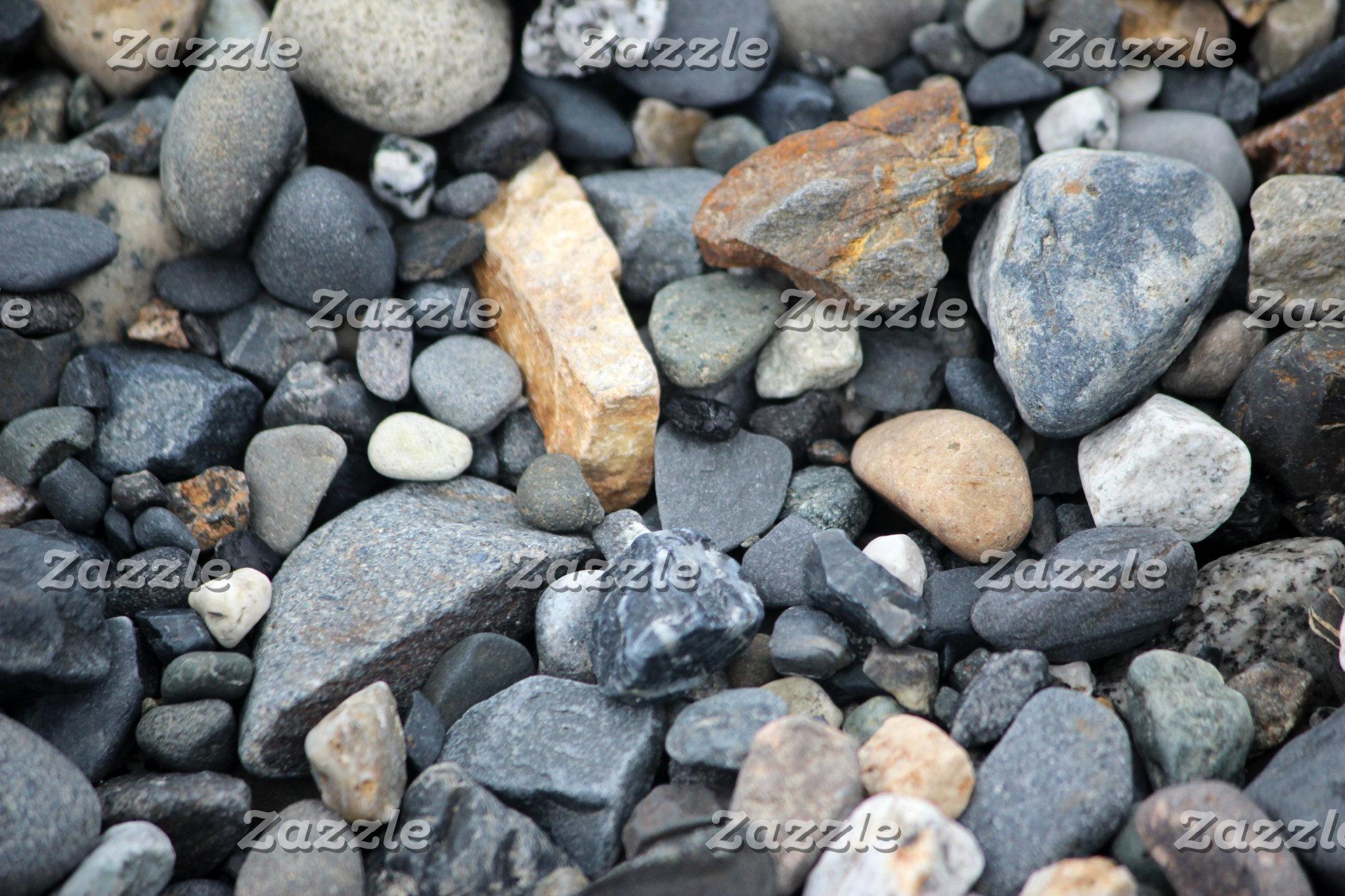 Rocks, Geography, Organic Textures