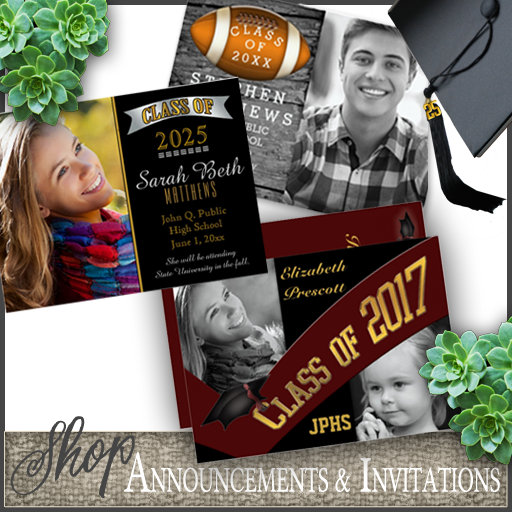 Announcements | Invitations