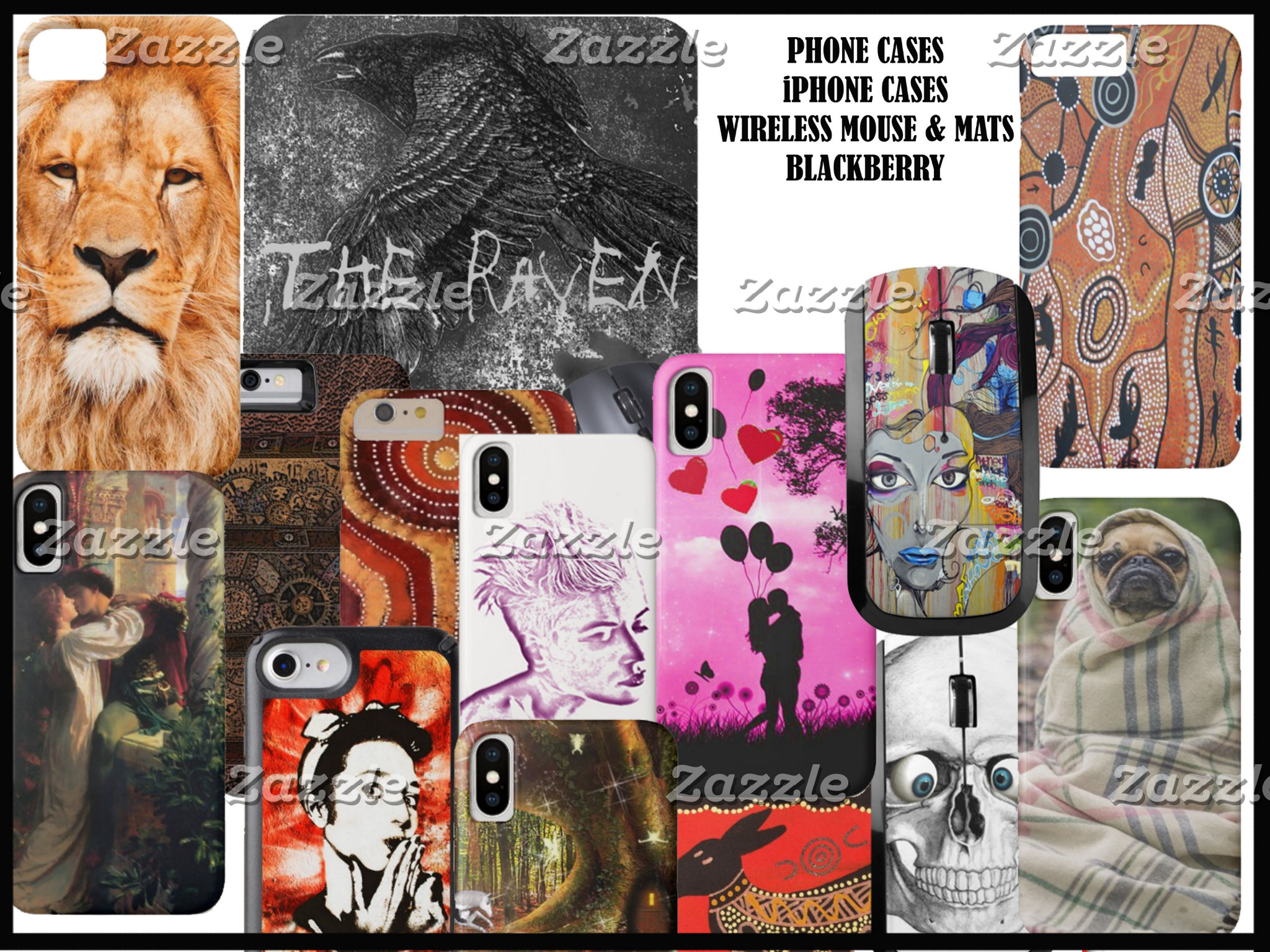 Computer/Phone Covers/ Mouse Mats
