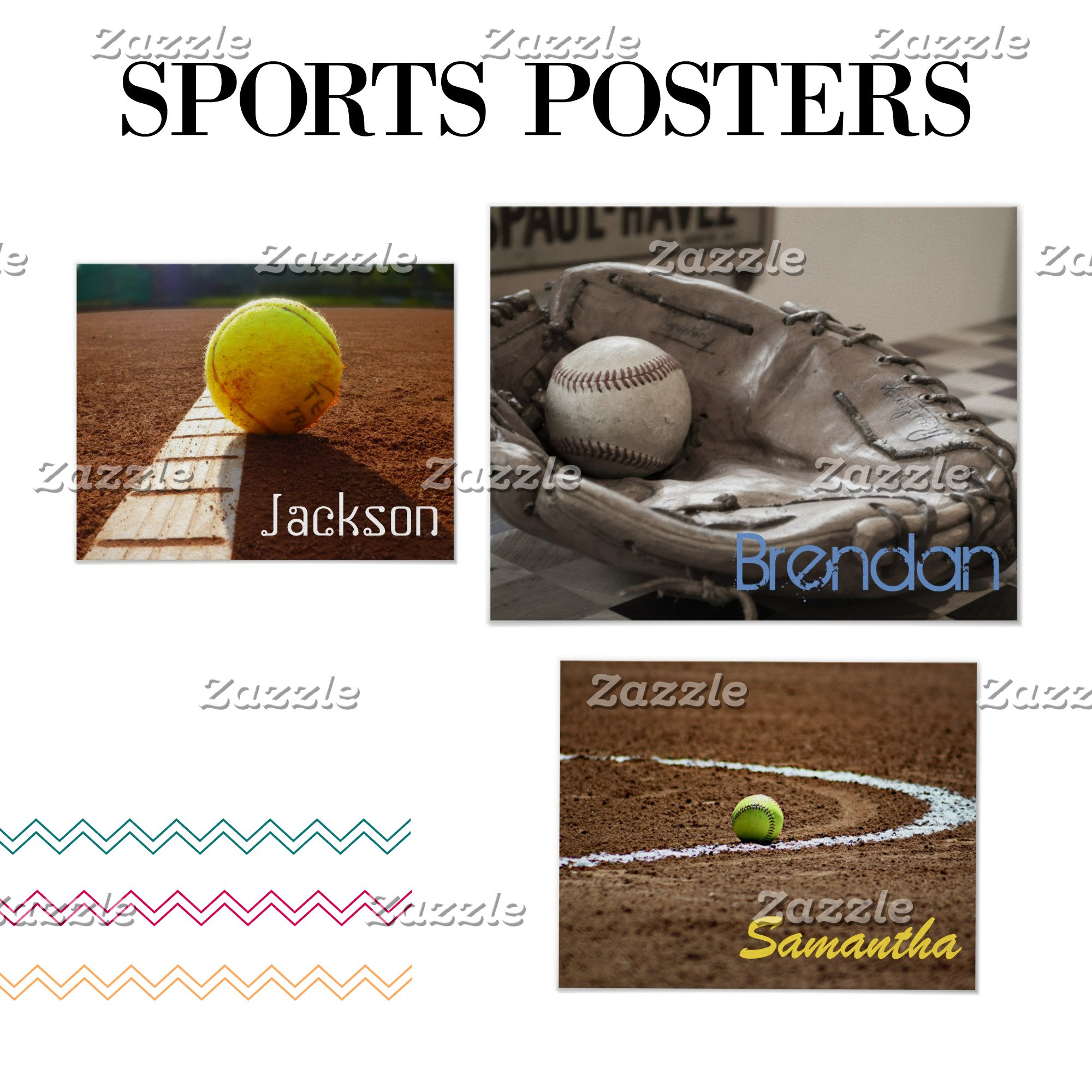 SPORTS POSTERS