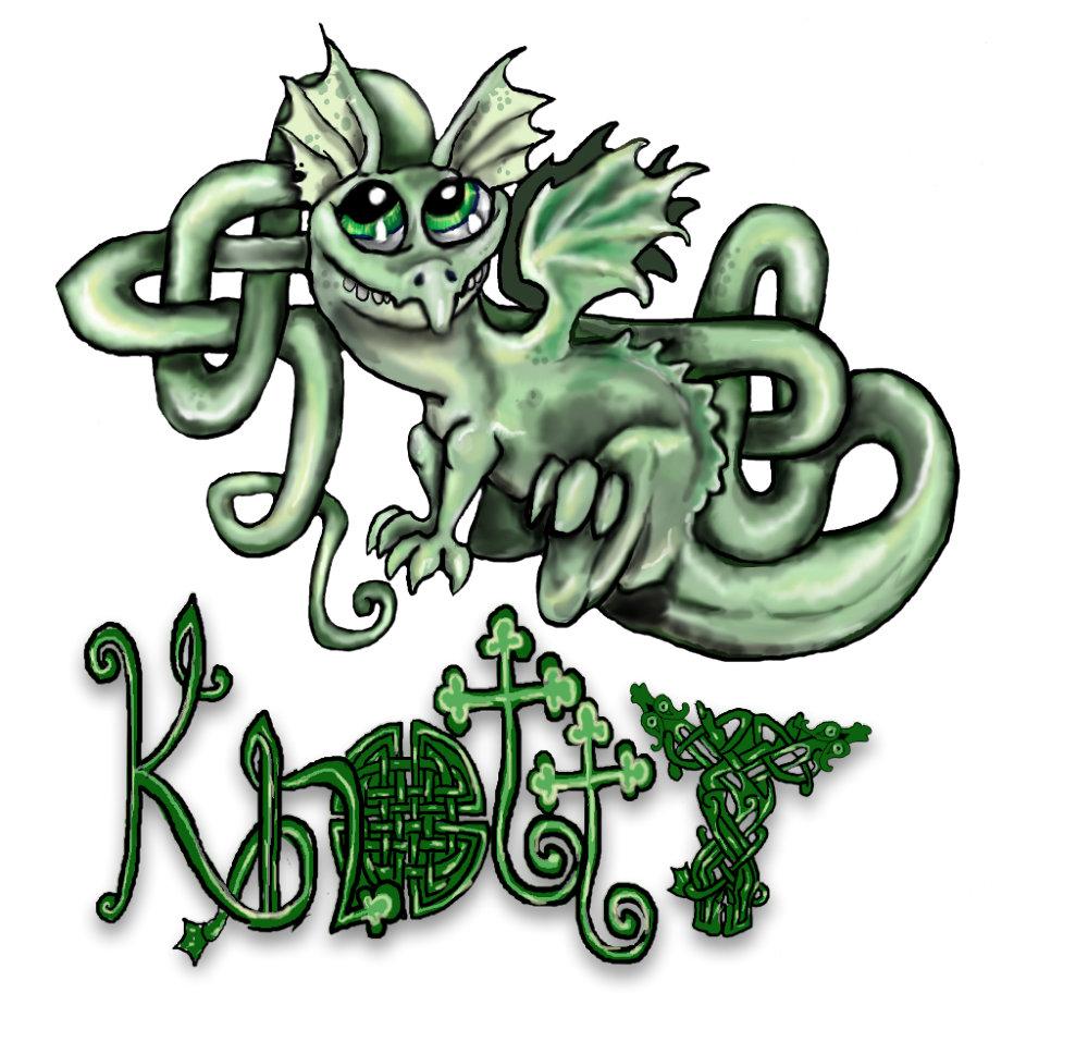 Cartoon Dragons