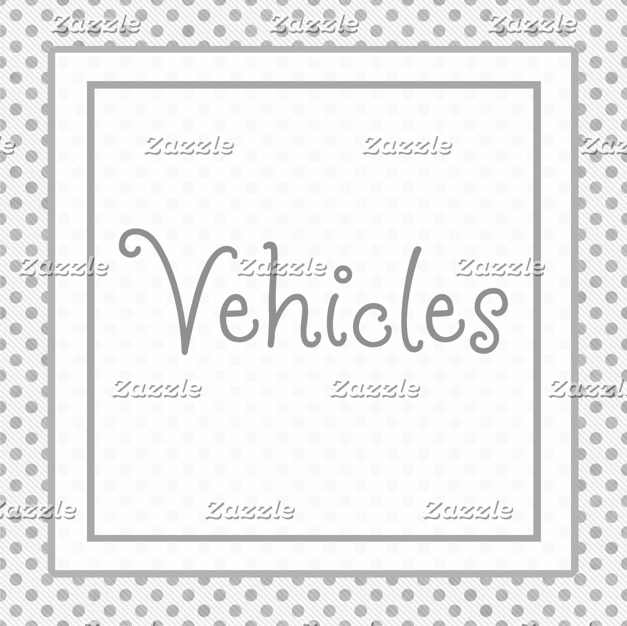Cars, Trucks & Tractors