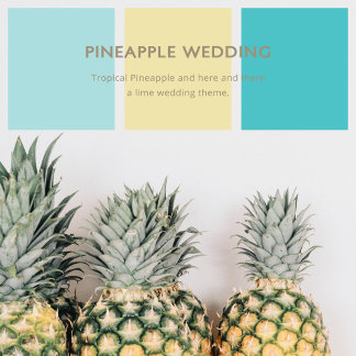 Pineapple Wedding