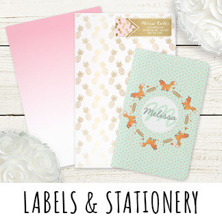 Labels & Stationery