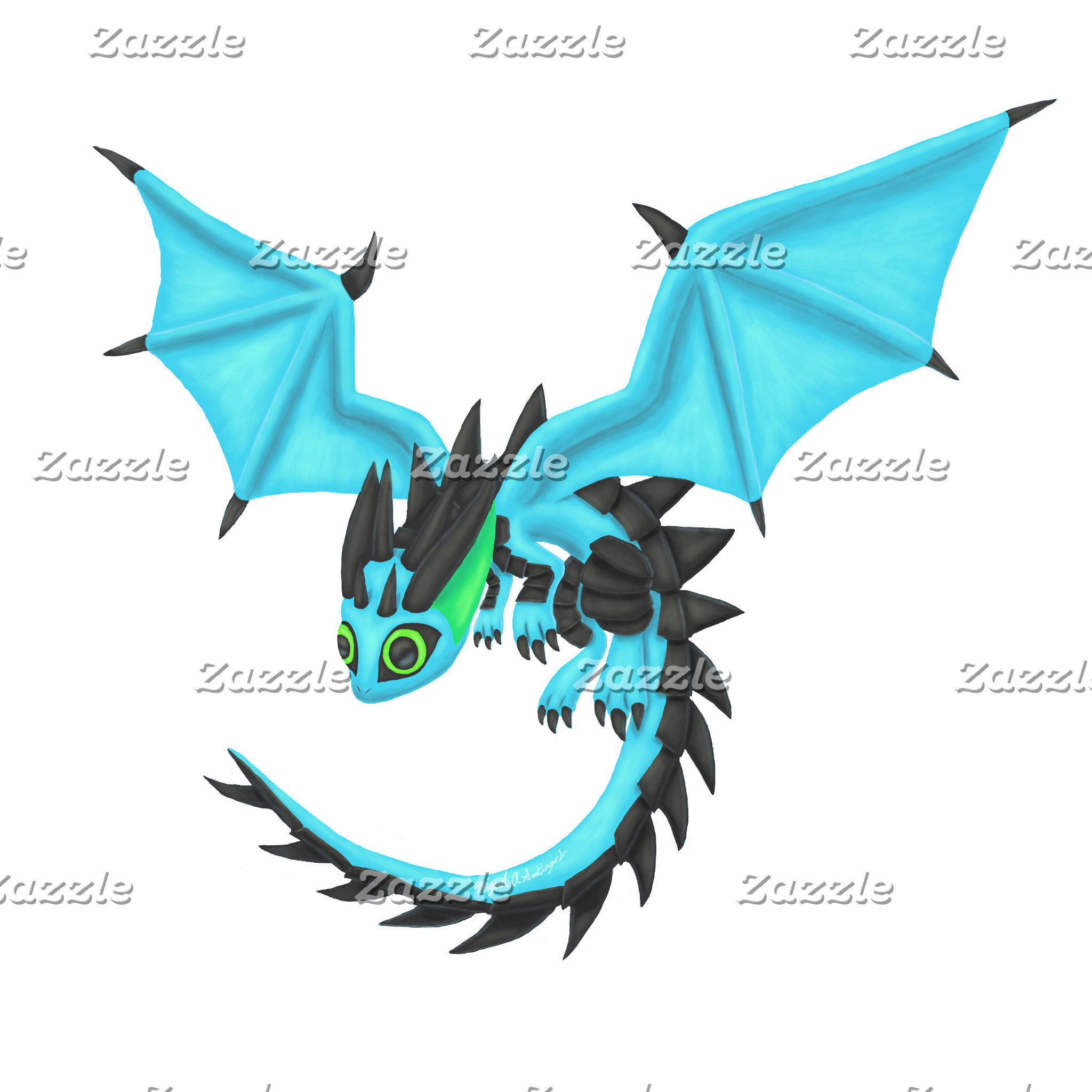 BlueFire Dragon