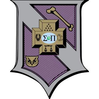 Sigma Pi Shield 4-Color