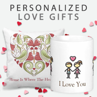 Personalized Love Gifts