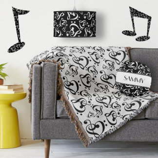 Music Notes Decor