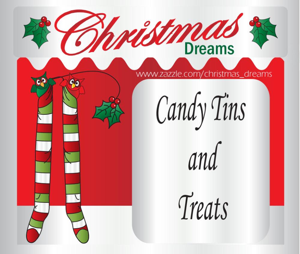 Candy Tins