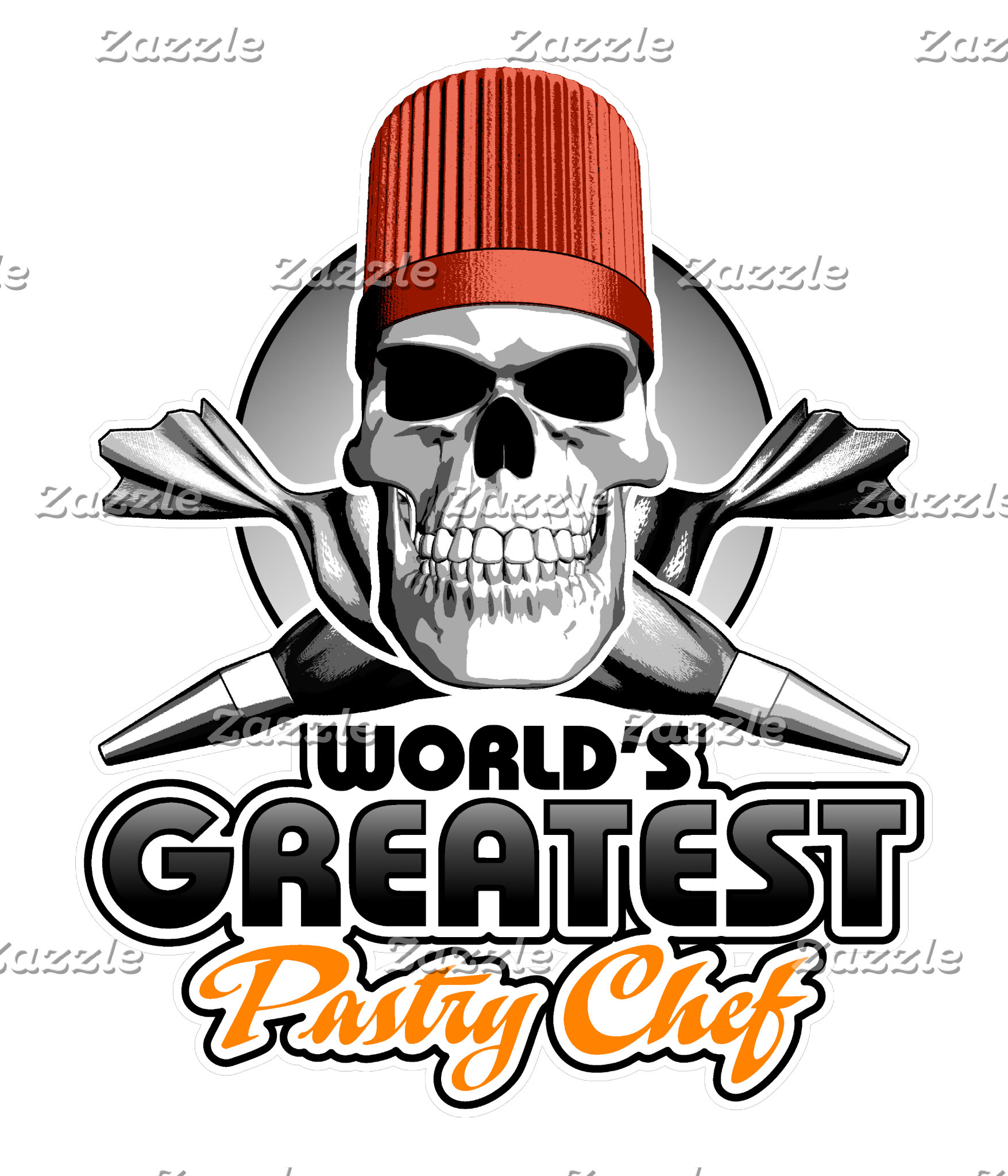 World's Greatest Pastry Chef v1