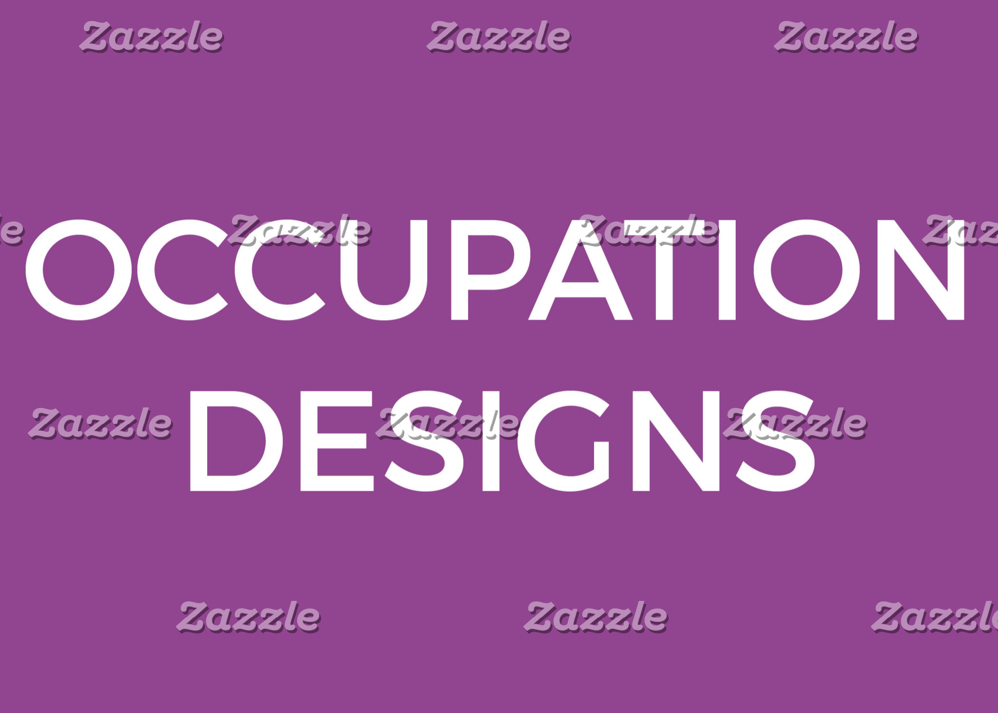 Occupation Designs