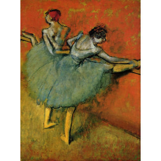 Edgar Degas | Dancers at the Bar