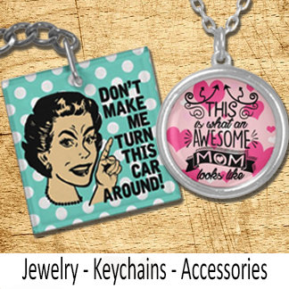 Custom Jewelry Keychains and Accessories