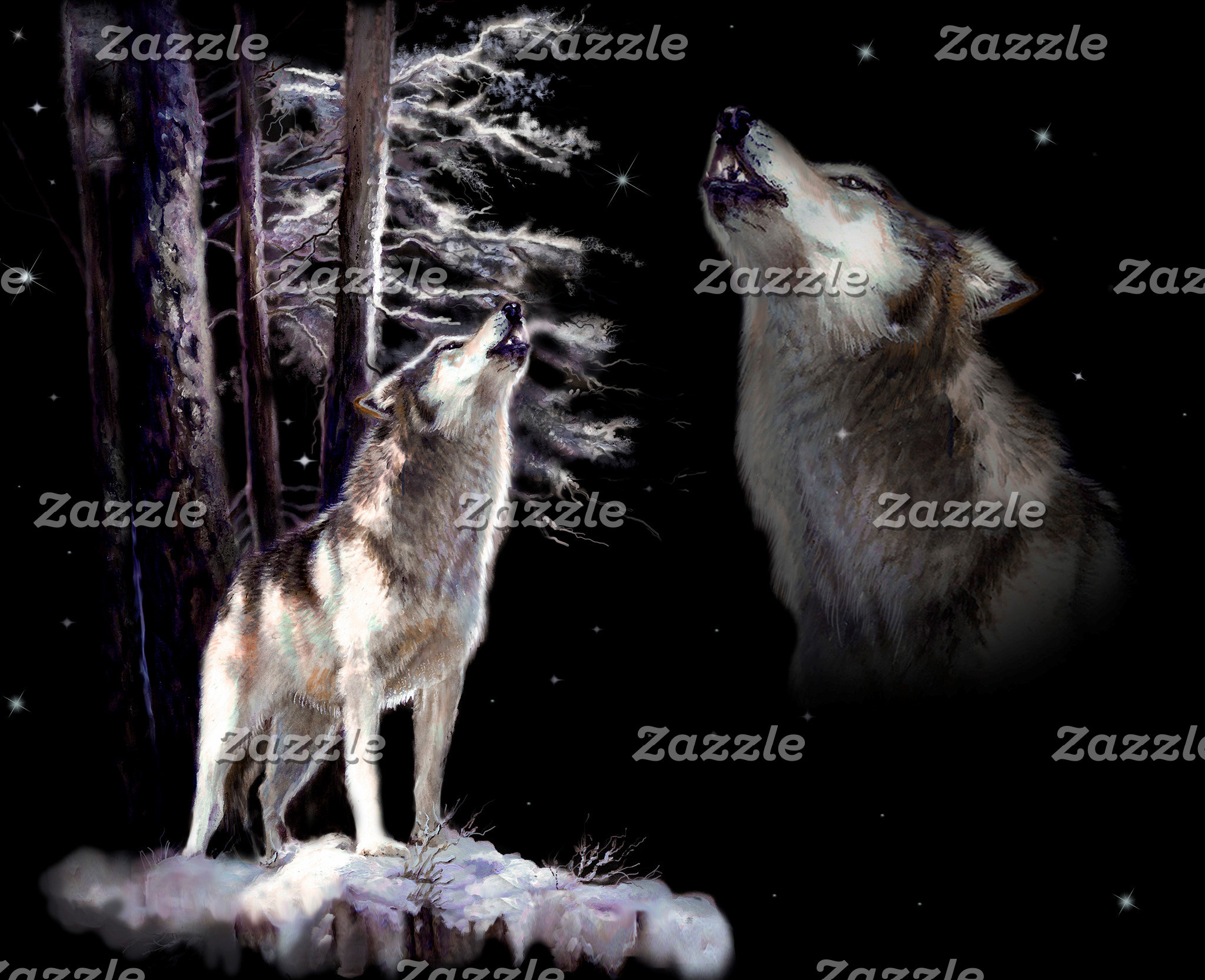 Wildlife prints and posters