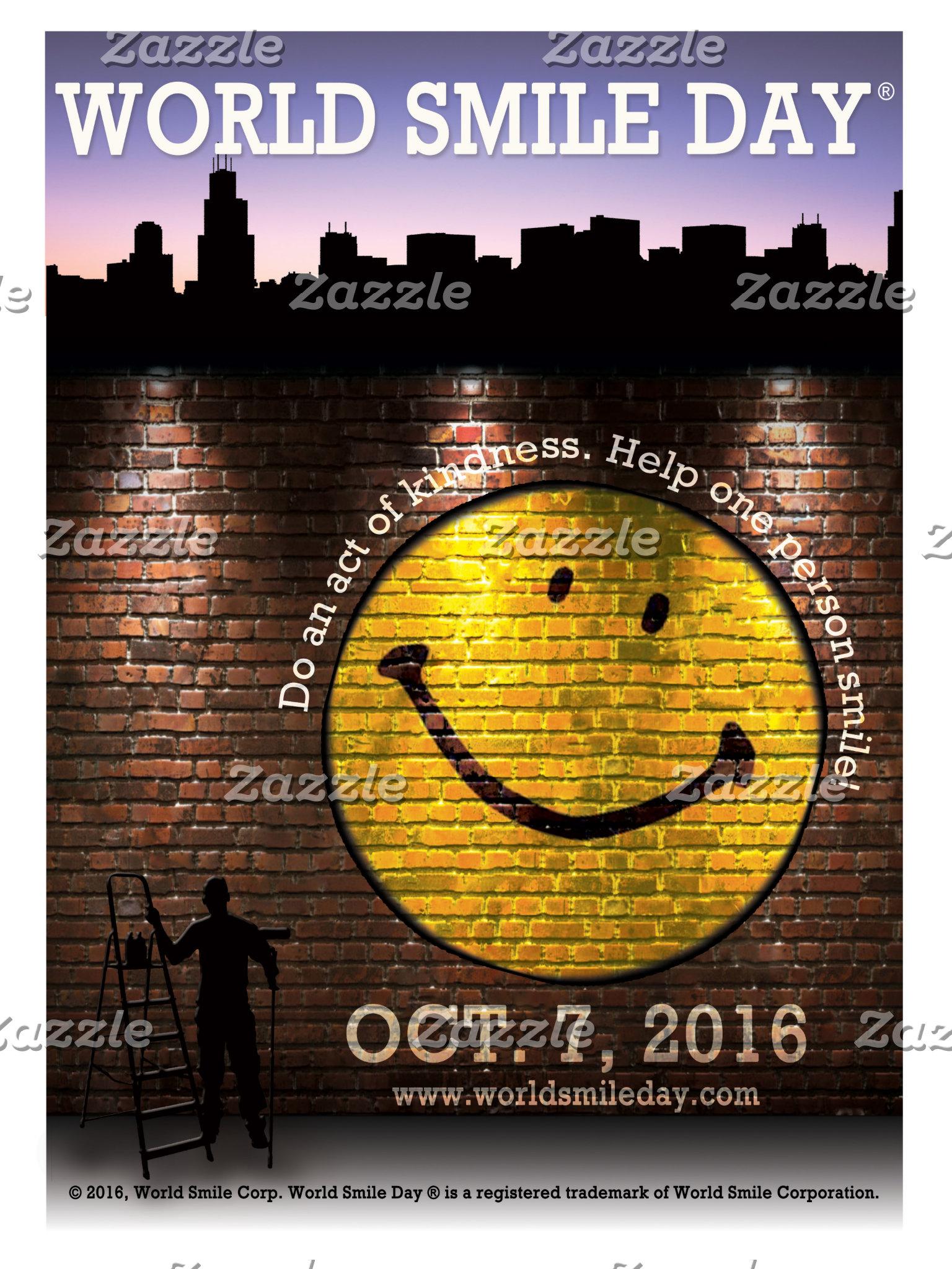 World Smile Day® 2016