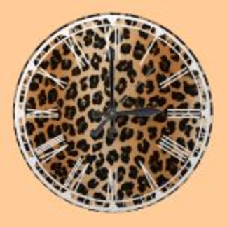Animal Design Wall Clocks